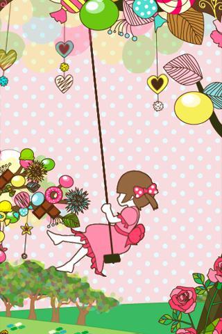 sweet tree ライブ壁紙のスクリーンショット_1