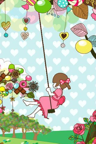 sweet tree ライブ壁紙のスクリーンショット_3