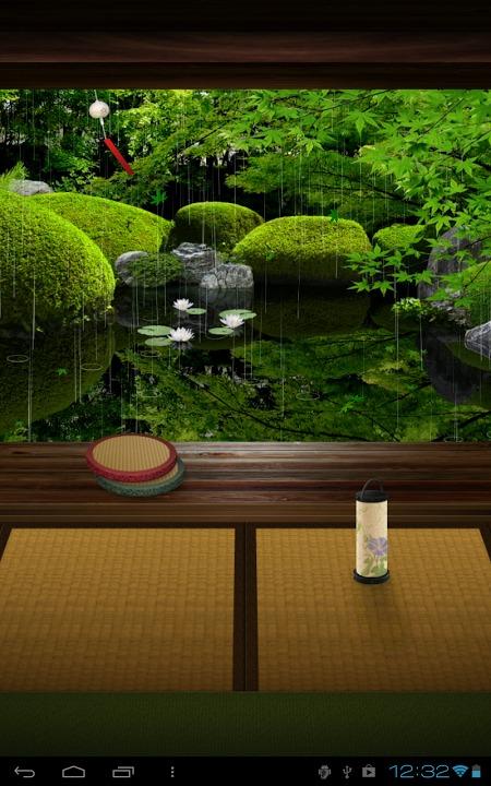 Zen Garden -Summer- ライブ壁紙のスクリーンショット_2