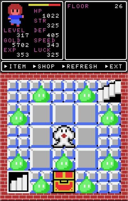 Clicker Tower RPGのスクリーンショット_4