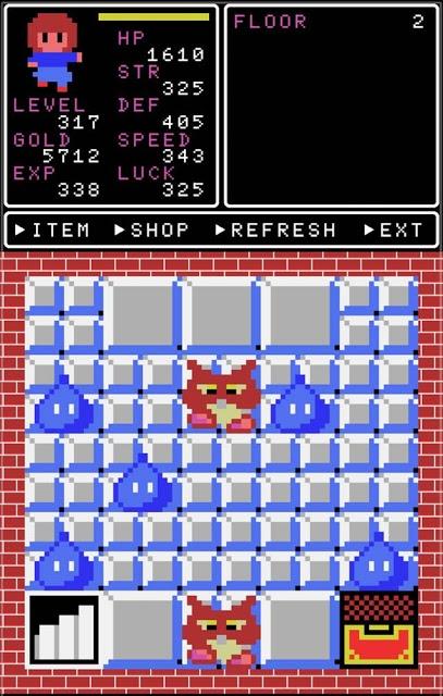 Clicker Tower RPGのスクリーンショット_5