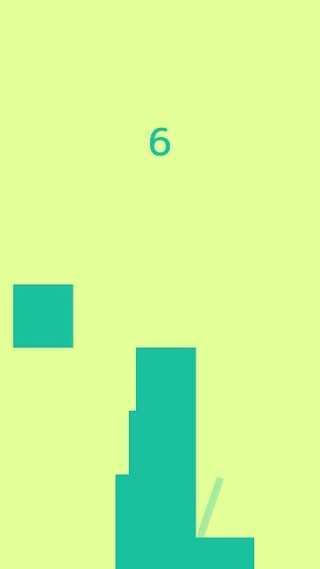 Heap Up! - タッチで積み上げカジュアルゲームのスクリーンショット_2