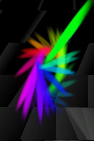 RainbowTails ライブ壁紙 [FL ver.]のスクリーンショット_1