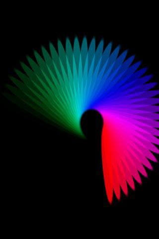 RainbowTails ライブ壁紙 [FL ver.]のスクリーンショット_3