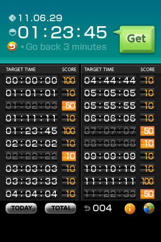 ゲット:ザ:タイム -- GET:THE:TIME --のスクリーンショット_1