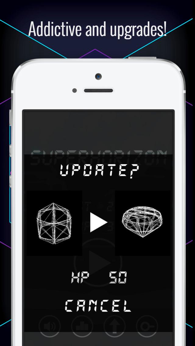 SUPERHORIZONのスクリーンショット_4
