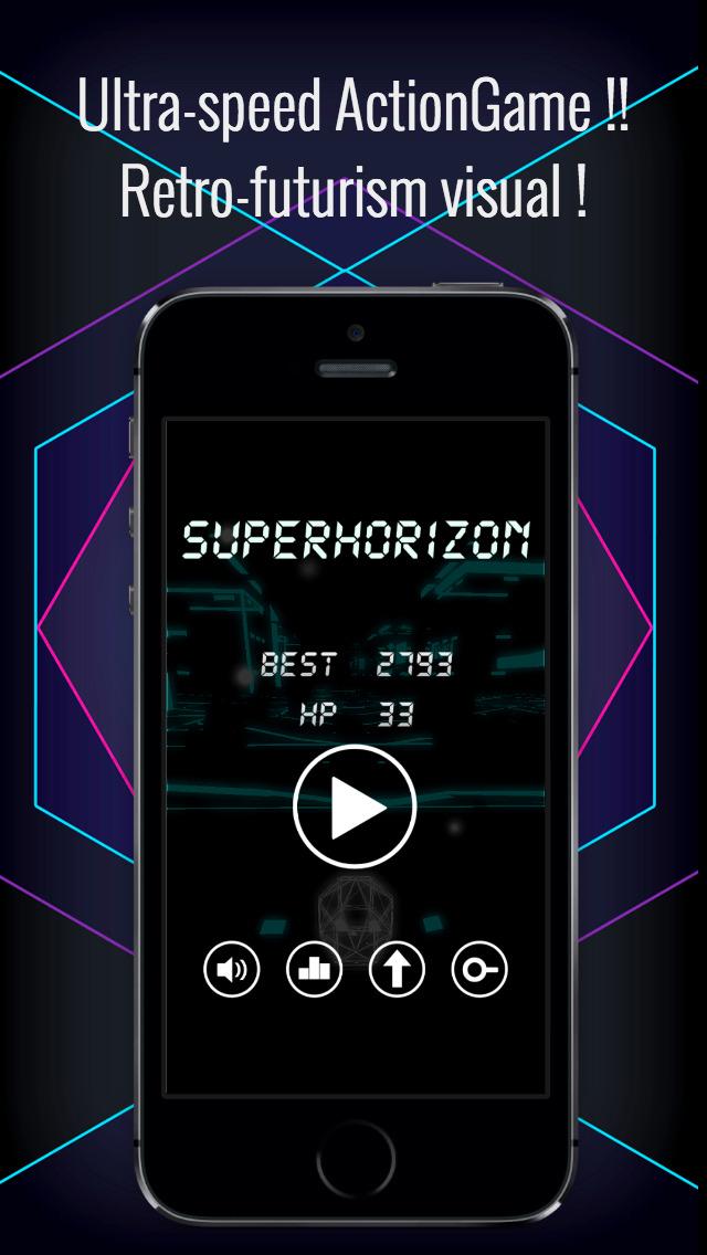 SUPERHORIZONのスクリーンショット_5