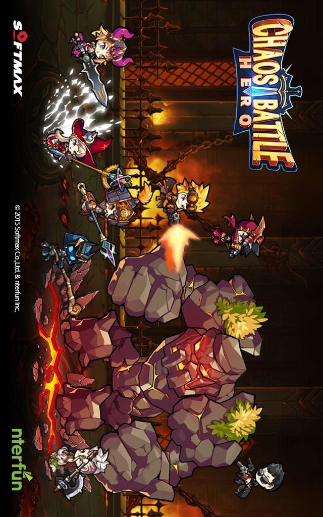 Chaos Battle Heroのスクリーンショット_1