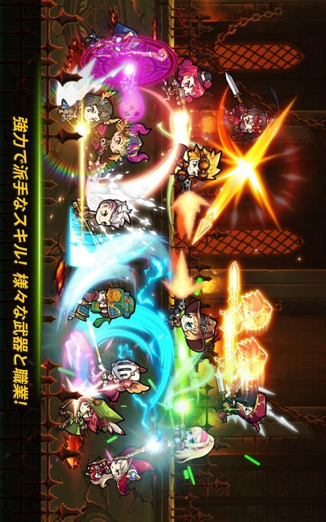Chaos Battle Heroのスクリーンショット_2