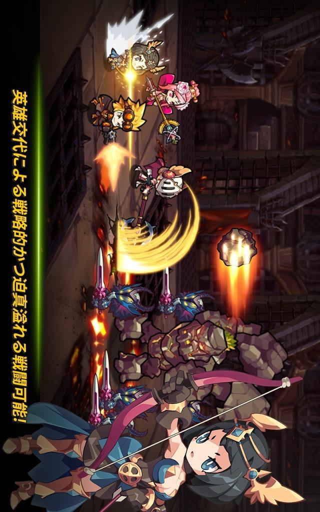 Chaos Battle Heroのスクリーンショット_3