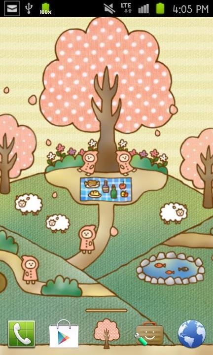Small Village Themeのスクリーンショット_1