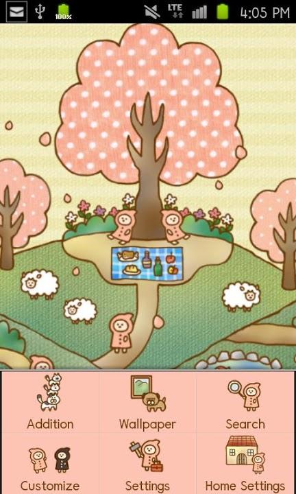 Small Village Themeのスクリーンショット_3