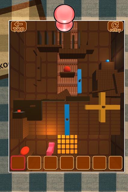 脱出ゲーム 猫ゴラスの装置のスクリーンショット_4