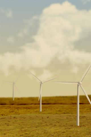 風の吹く風景 ライブ壁紙のスクリーンショット_5