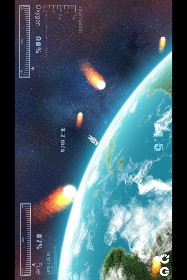 M.I.A. - Space Dodgeのスクリーンショット_1