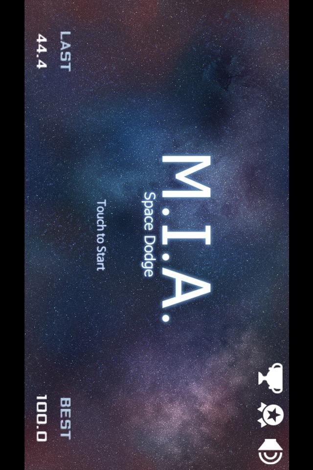 M.I.A. - Space Dodgeのスクリーンショット_3