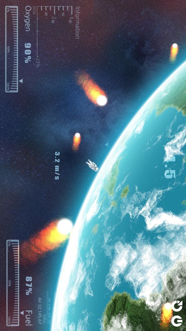 M.I.A. - Space Dodgeのスクリーンショット_4