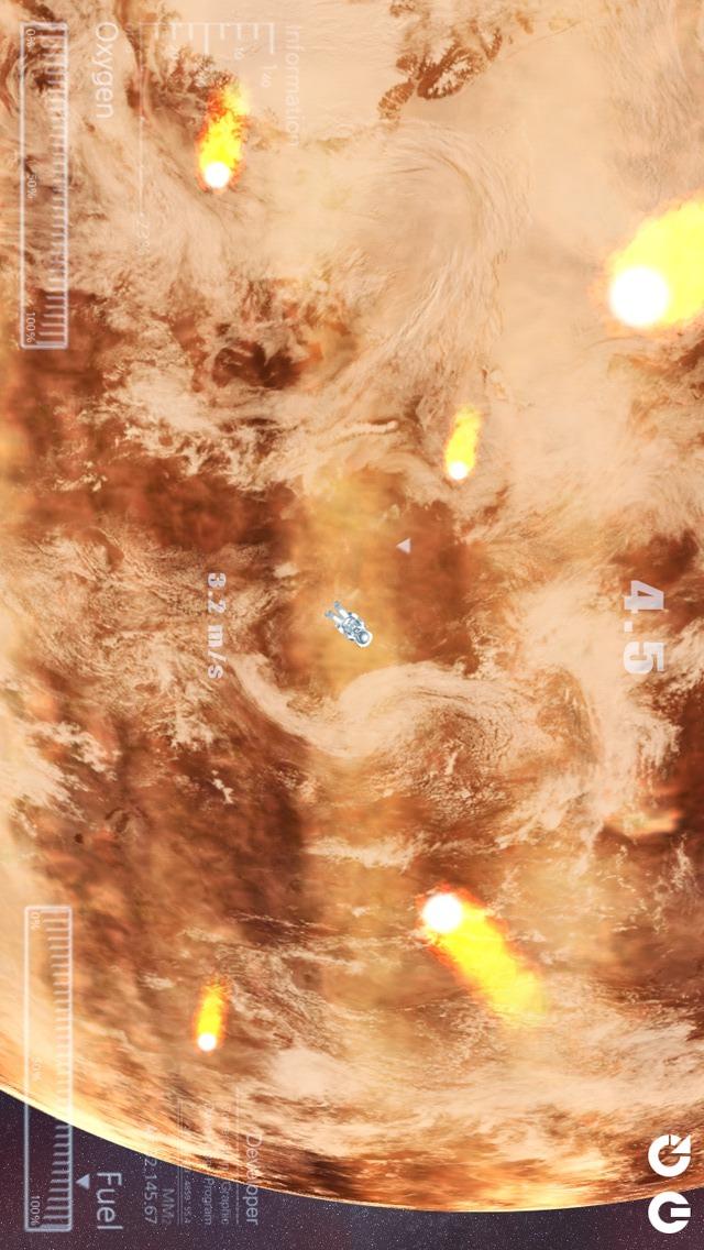 M.I.A. - Space Dodgeのスクリーンショット_5
