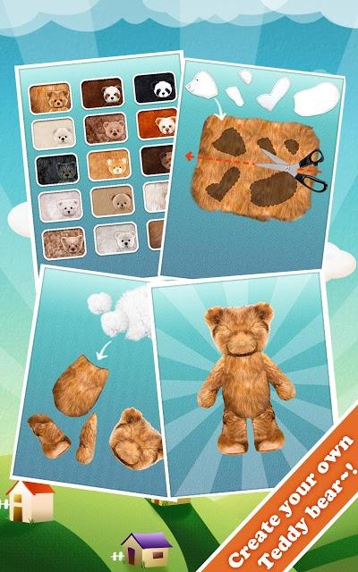 Teddy Bear Makerのスクリーンショット_1