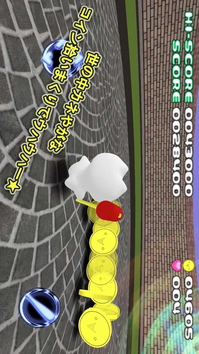 ショボーン無双 3Dアクションゲームのスクリーンショット_4