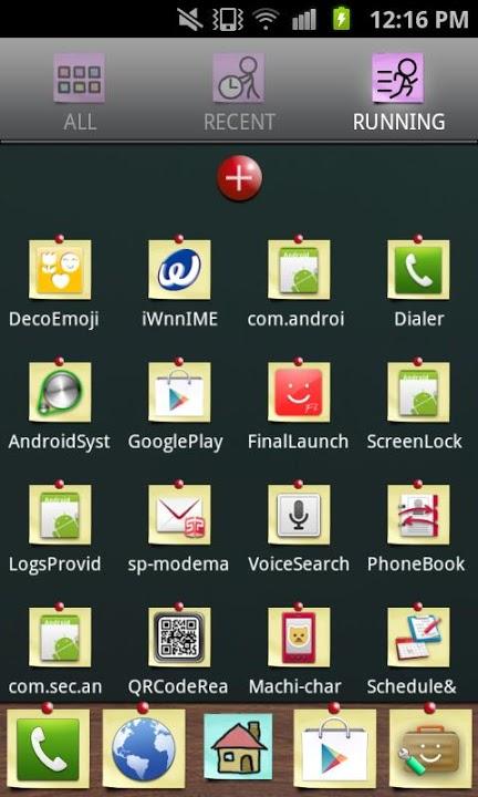 StickMan Themeのスクリーンショット_4