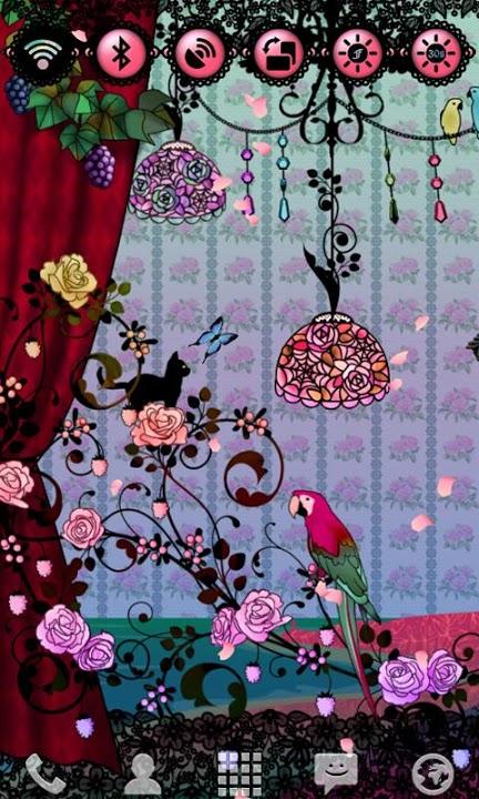 Fairy Night Garden Widgetのスクリーンショット_3
