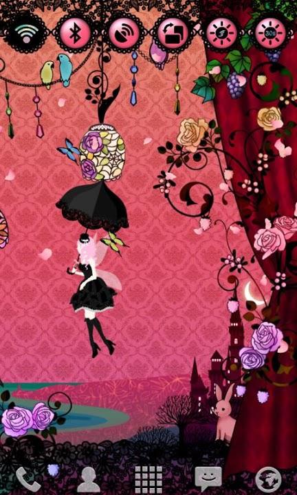Fairy Night Garden Widgetのスクリーンショット_4