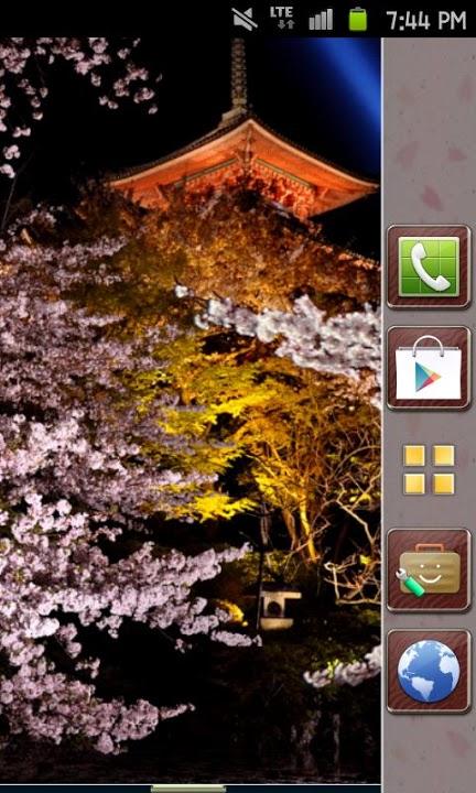 JapaneseSakura Themeのスクリーンショット_2