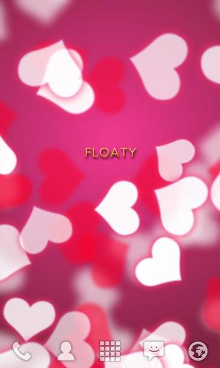 FLOATY ライブ壁紙のスクリーンショット_1