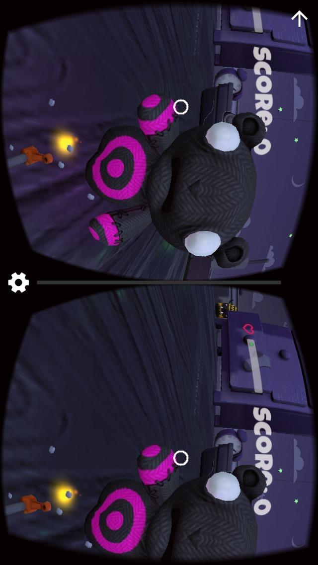 VRユニティちゃんとナイトメアのスクリーンショット_3