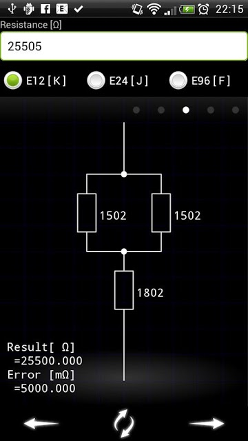 合成抵抗逆算アプリ R-DESIGNのスクリーンショット_2
