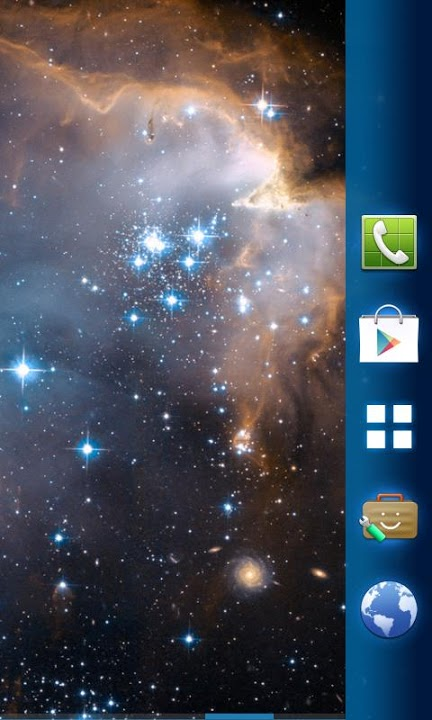 Supernova Themeのスクリーンショット_2