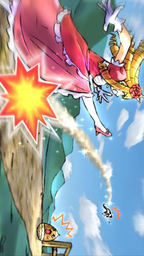 ケリ姫クエストTHDのスクリーンショット_1