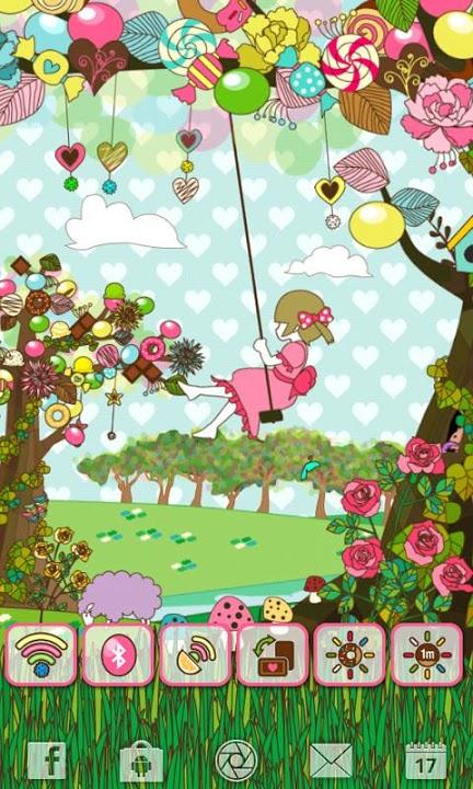 sweet tree Widgetのスクリーンショット_4