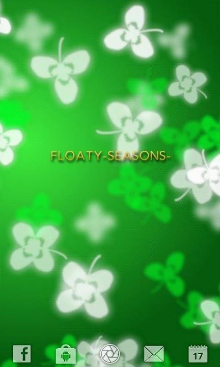 FLOATY-SEASONS- ライブ壁紙のスクリーンショット_2