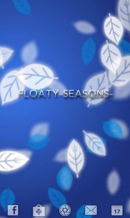 FLOATY-SEASONS- ライブ壁紙のスクリーンショット_3