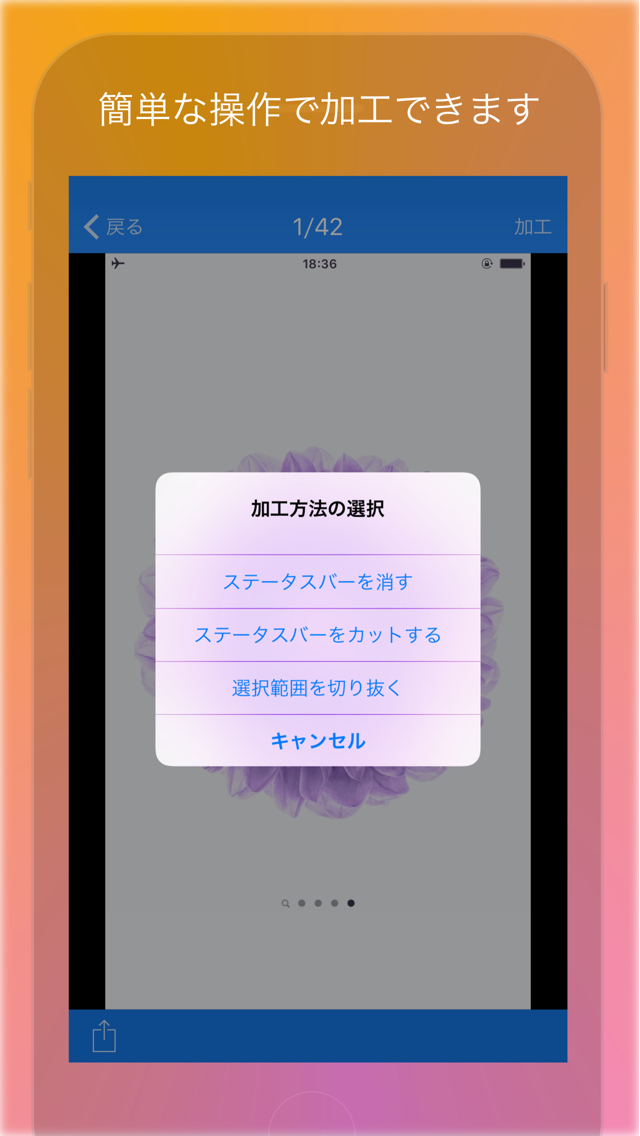 スクリーンショット加工ツール -SSEditor-のスクリーンショット_2