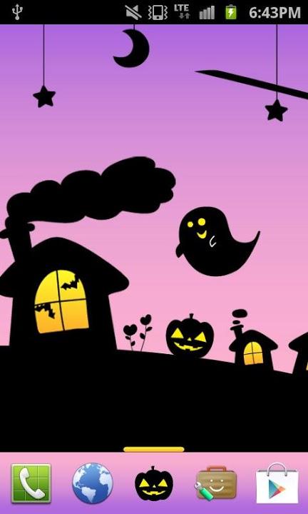 Halloween Town Themeのスクリーンショット_1