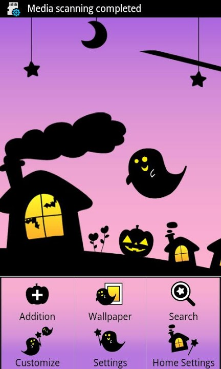 Halloween Town Themeのスクリーンショット_3