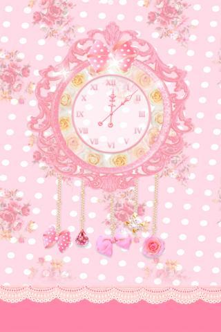 princess clock ライブ壁紙のスクリーンショット_1