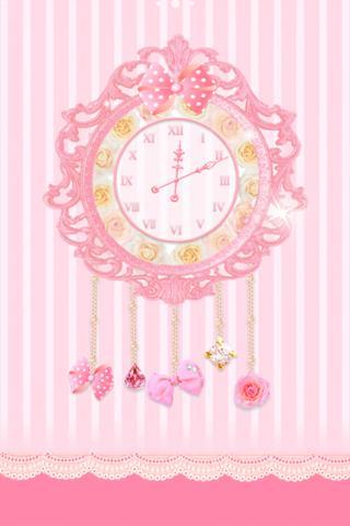 princess clock ライブ壁紙のスクリーンショット_3
