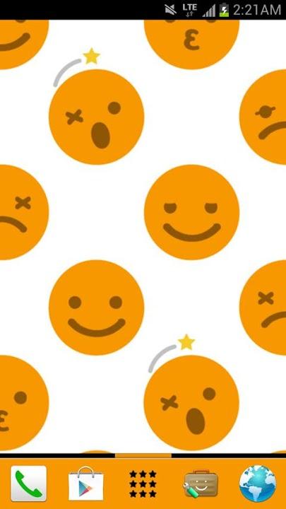 smiley Themeのスクリーンショット_1