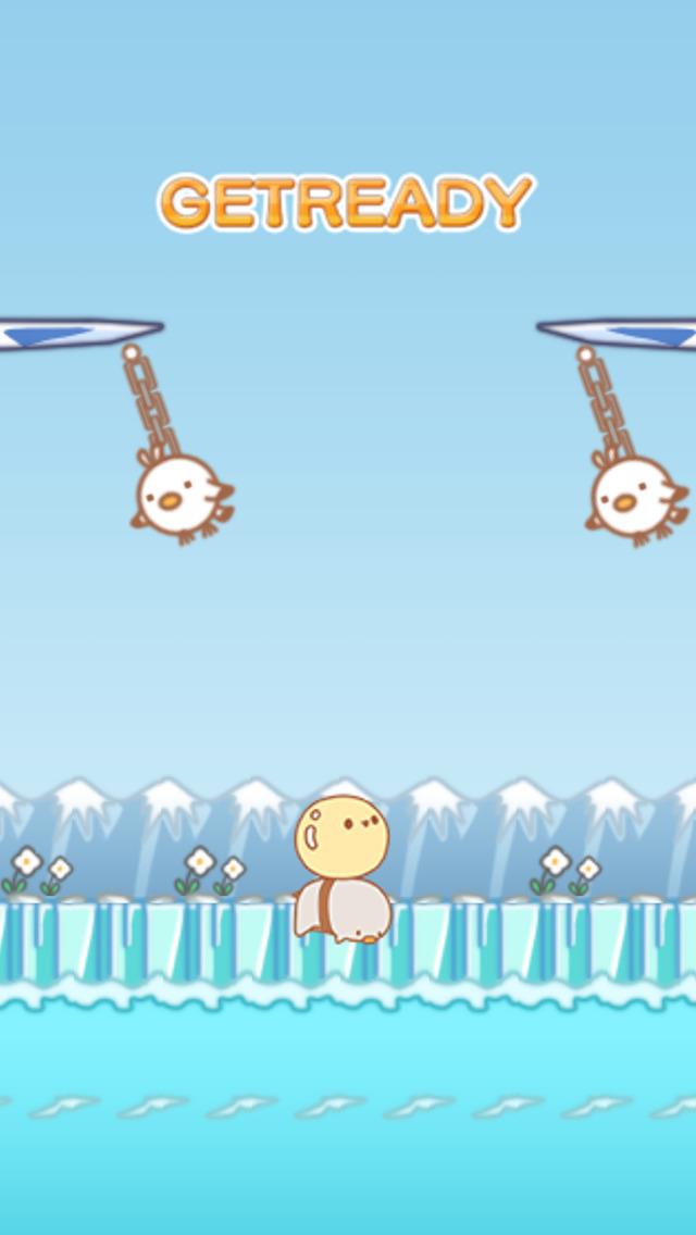 Swing BALLOON Penguinのスクリーンショット_3