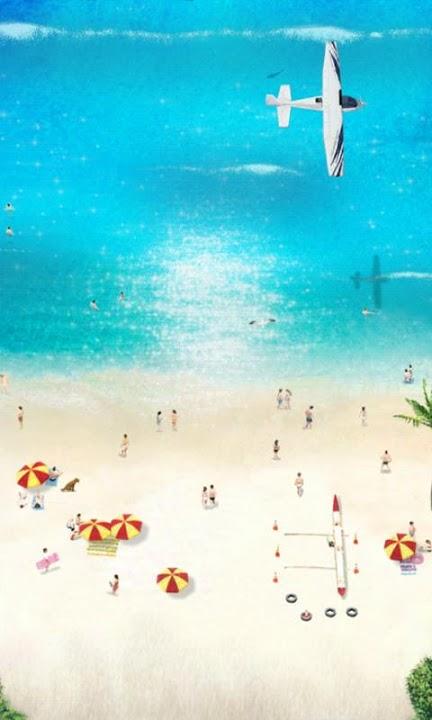 Beach Time ライブ壁紙 Freeのスクリーンショット_2