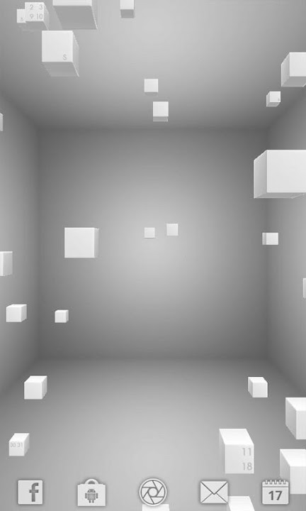 The64Cubes ライブ壁紙 [FL ver.]のスクリーンショット_1