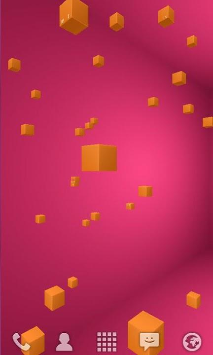 The64Cubes ライブ壁紙 [FL ver.]のスクリーンショット_5