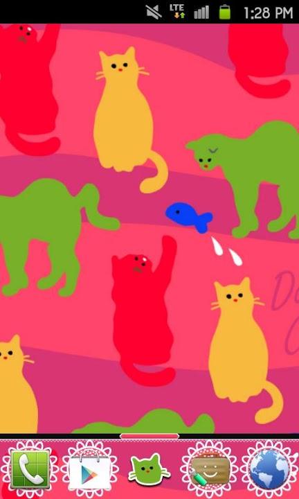Daily Cats Themeのスクリーンショット_1