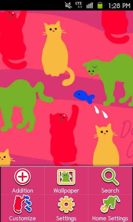 Daily Cats Themeのスクリーンショット_2