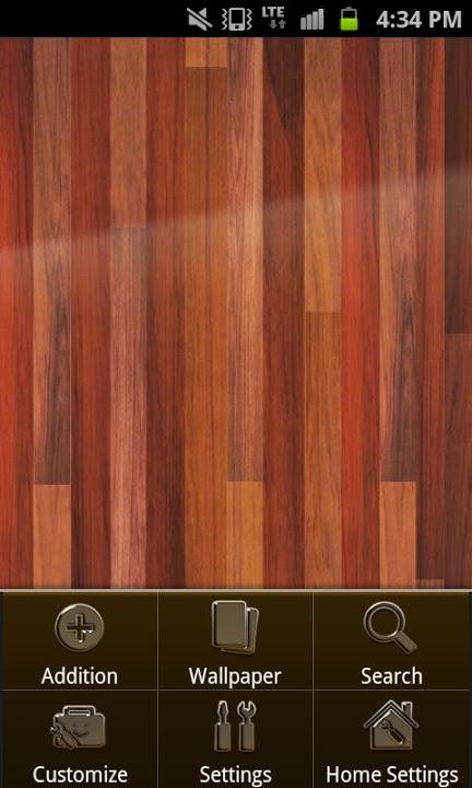 EBONY Themeのスクリーンショット_3
