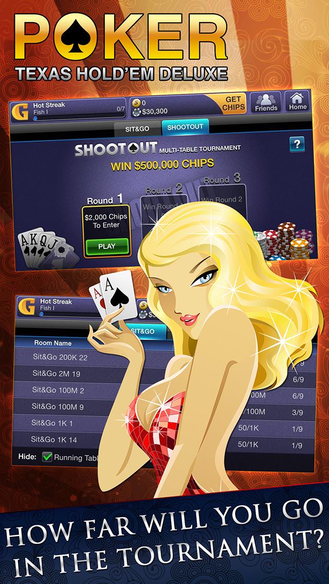 Texas HoldEm Poker Deluxeのスクリーンショット_3